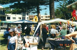 Seadragon Festival at Cottesloe Beach,